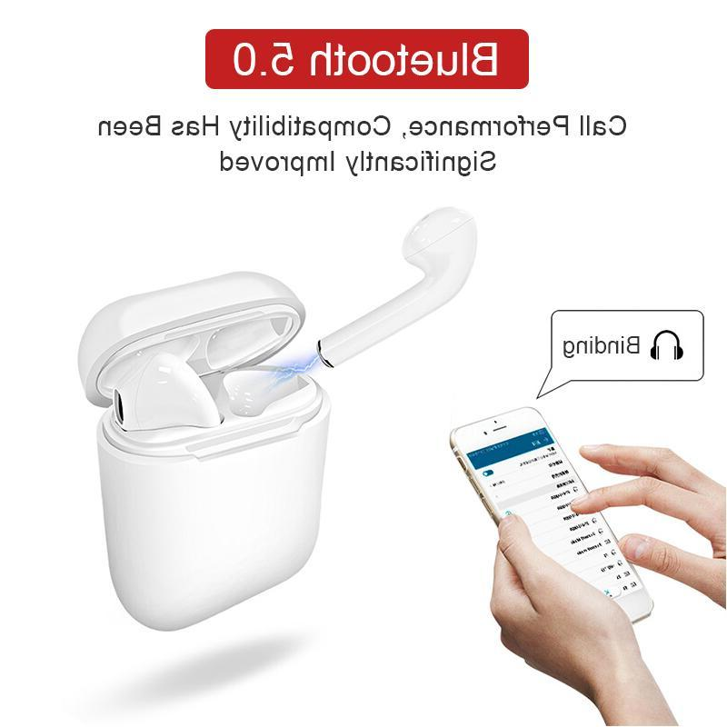 i7S TWS Mini <font><b>Bluetooth</b></font> Portable all phone i10 i11