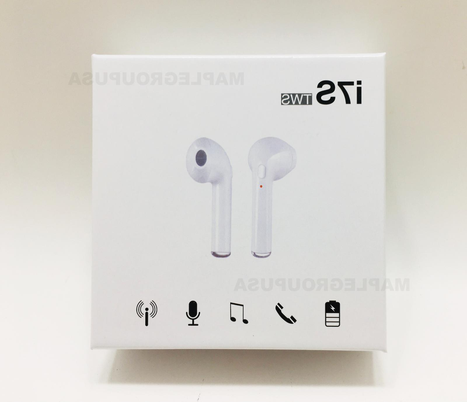 i7S Earphones Earbuds For Android
