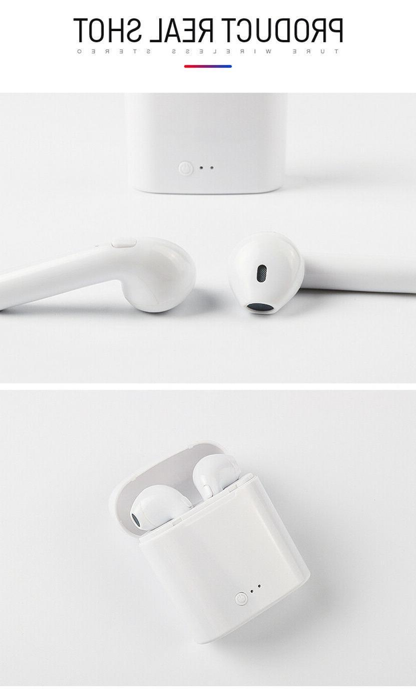 i7S Bluetooth 5.0 Earphones For