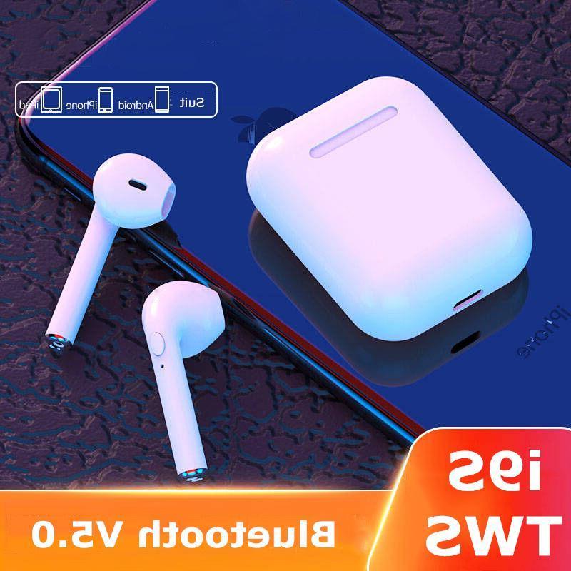 i9s tws headphone wireless font b bluetooth