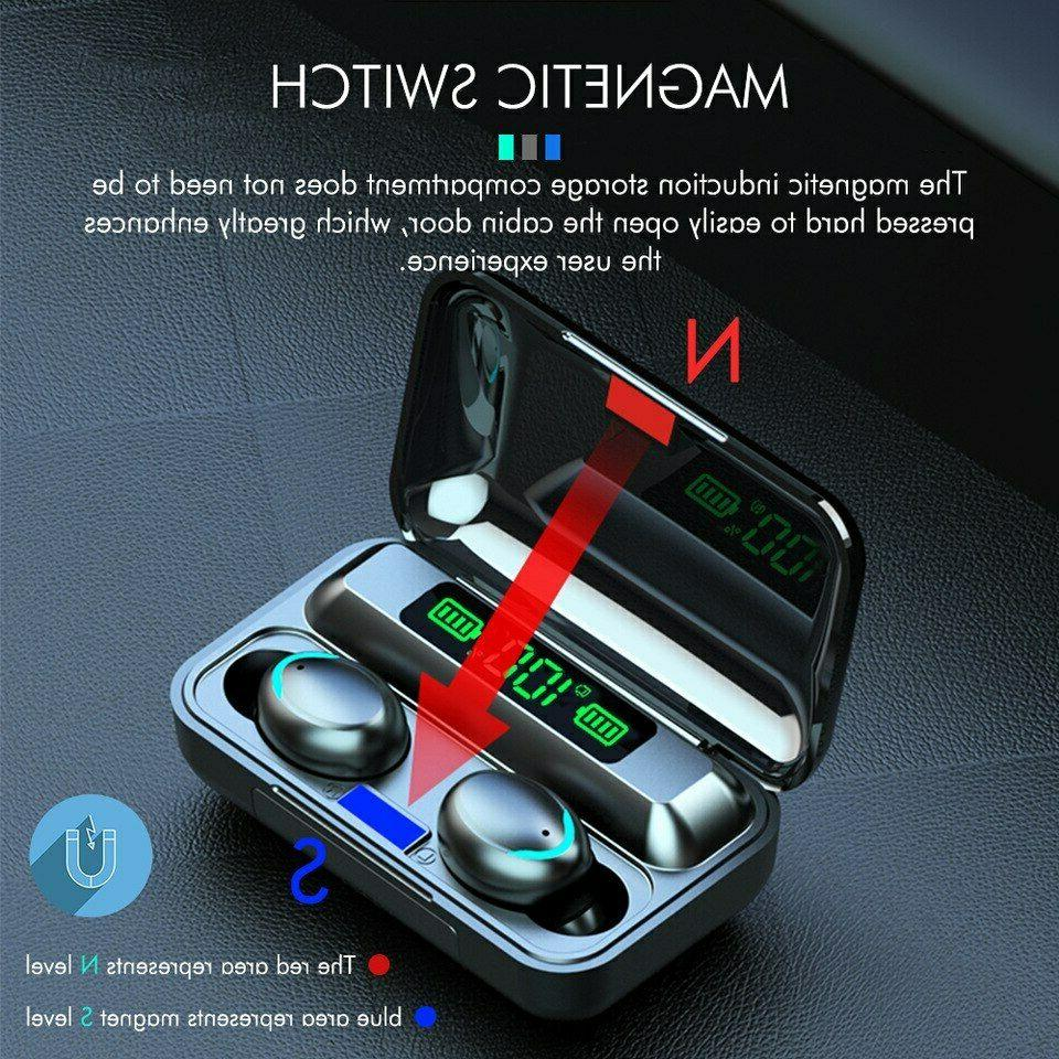 Luxury Air Wireless Bluetooth EarBuds Android &