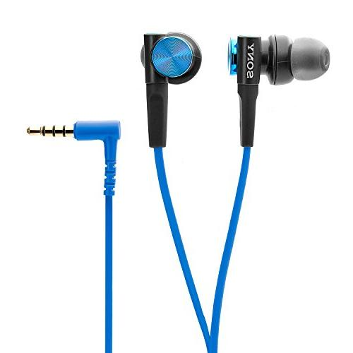 mdrxb50ap extra bass earbud headset