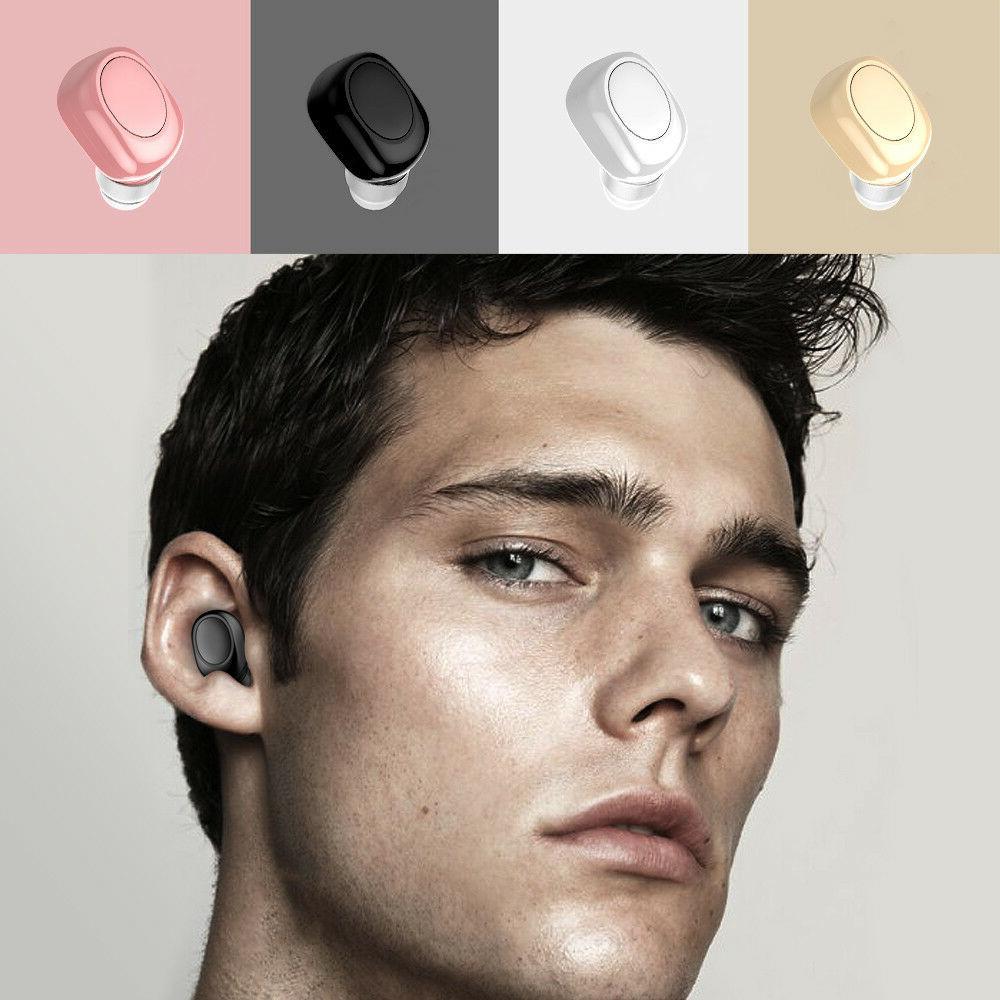 Mini Headset In-Ear Wireless Earbud Headphone