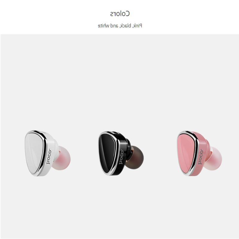 Hoco Mini Bluetooth Stereo Headset In-Ear Earphone Earbud Headphone