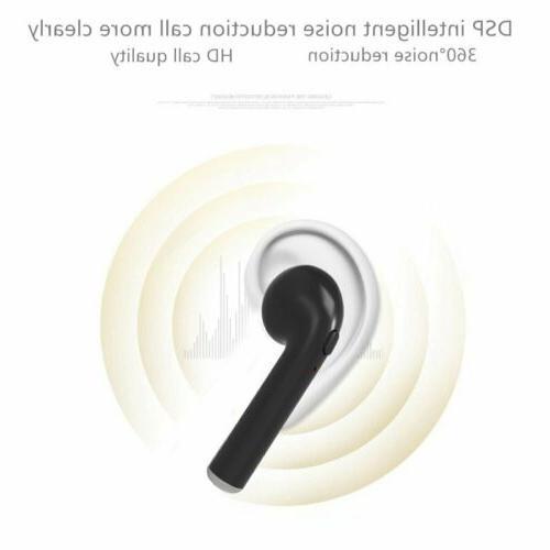 Mini headphones Stereo for