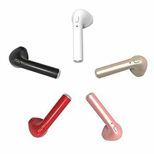 mini bluetooth wireless headsets headphones in ear