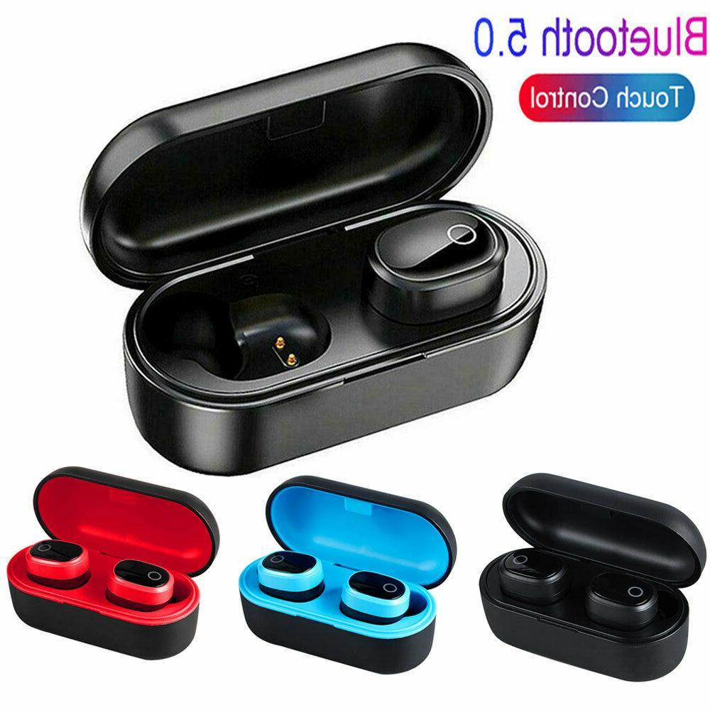 mini true wireless tws bluetooth stereo headset