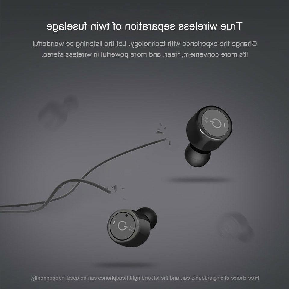 Mini Earbuds Earphone Stereo Headphone Headsets