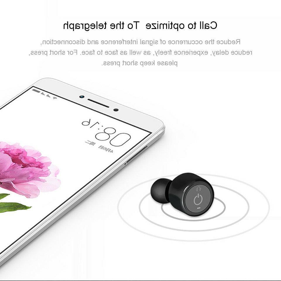 Mini Earbuds Earphone Headphone Headsets