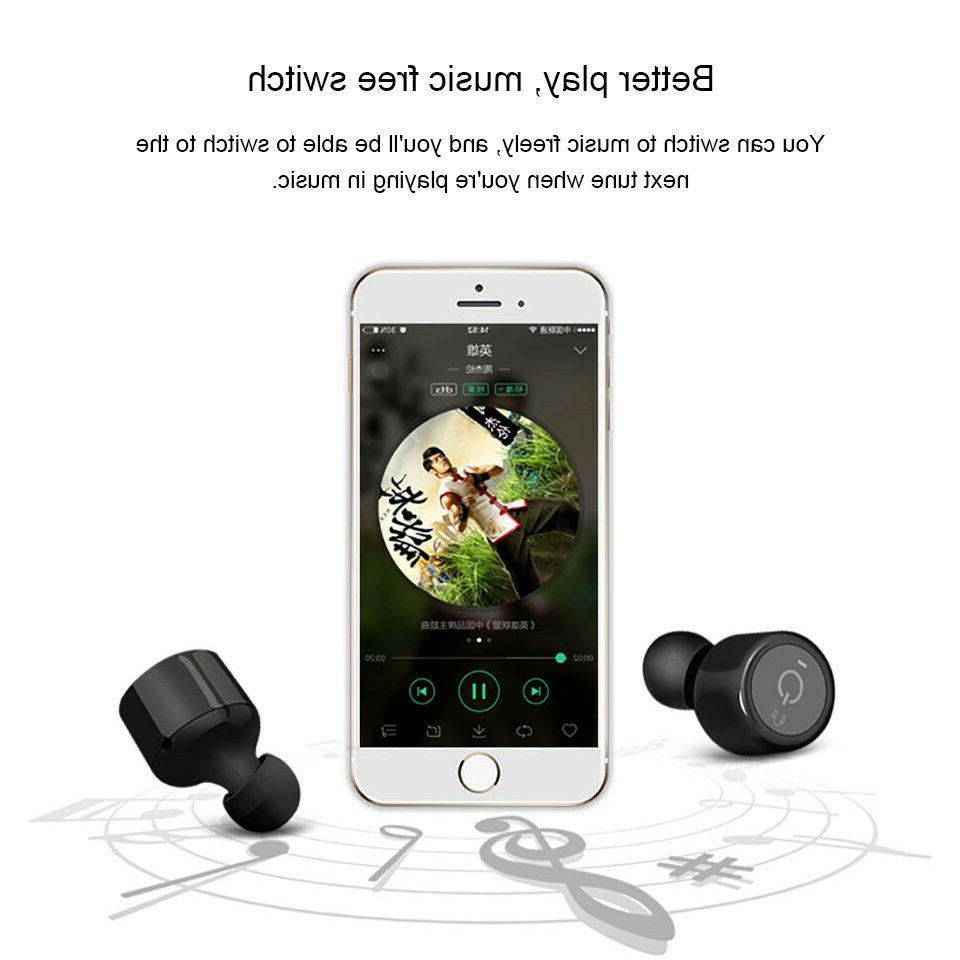Mini Wireless Earbuds Headphone Headsets