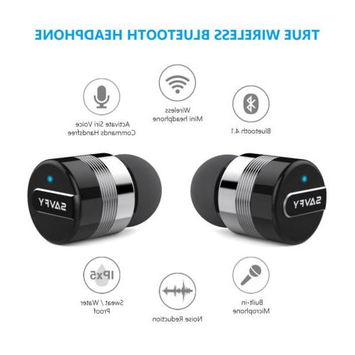 Mini Wireless Stereo Earphones