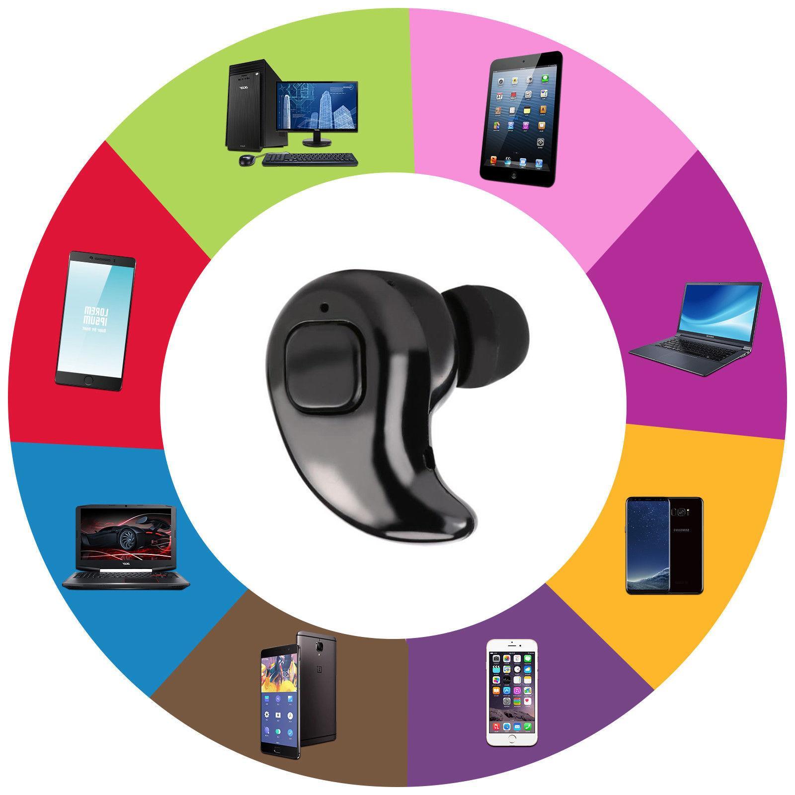 Mini Wireless Earbuds In-Ear Earphones Sport Headset