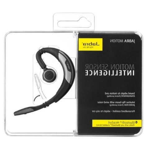 Jabra Motion Mono Headset Retail Packaging
