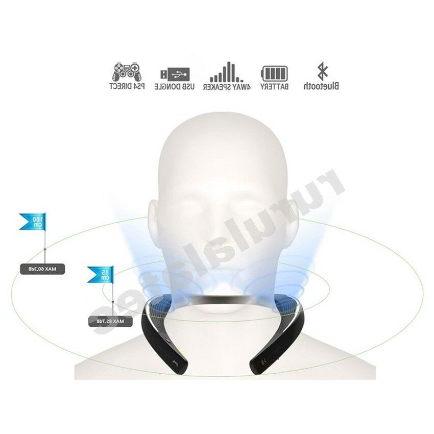 my theater bluetooth neckband wearable speaker