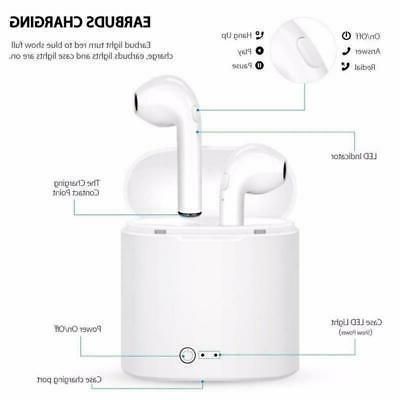 New Bluetooth Wireless i7s TWS Ear Box