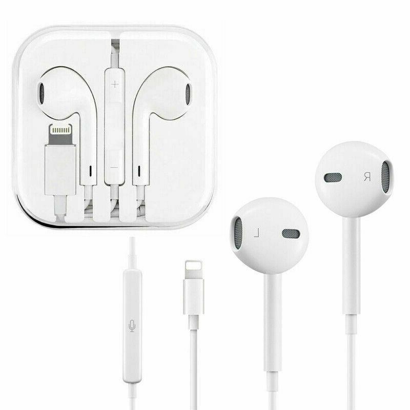 New Apple 7 XS MAX XR Headphones Headset