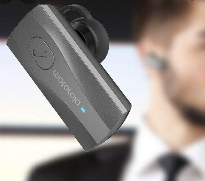NEW HK105 Bluetooth headset Wireless Streaming Siri,