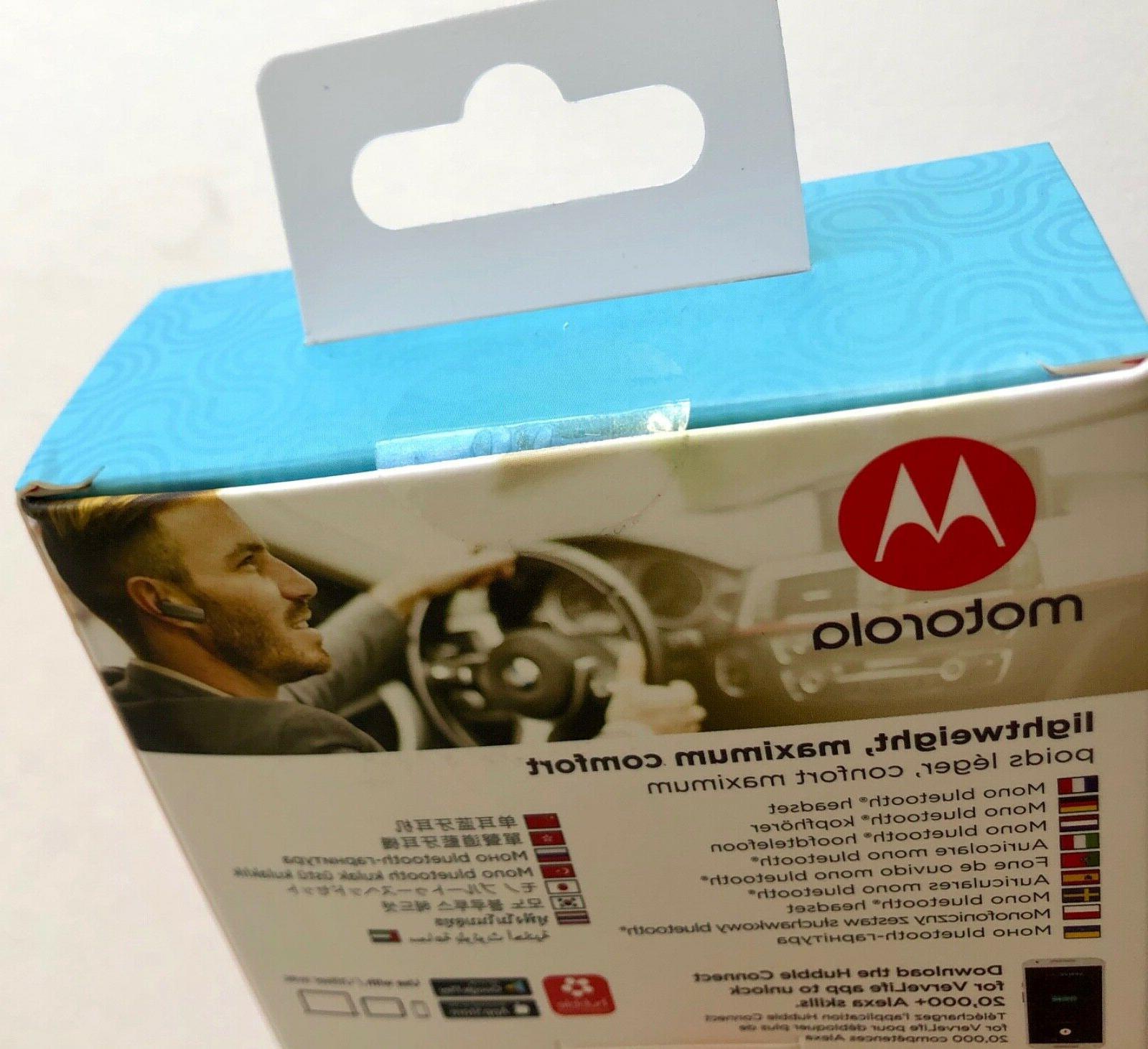 NEW Motorola HK105 Mono Streaming