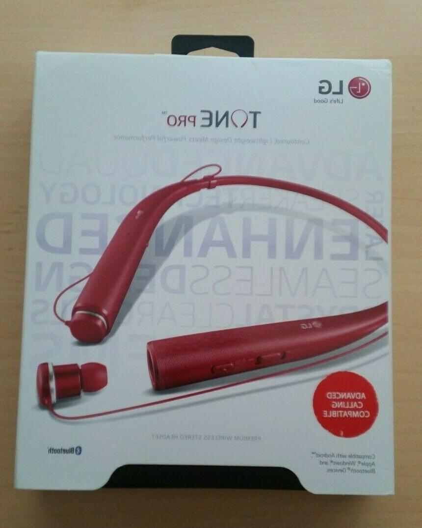 NEW Original Pro RED Stereo