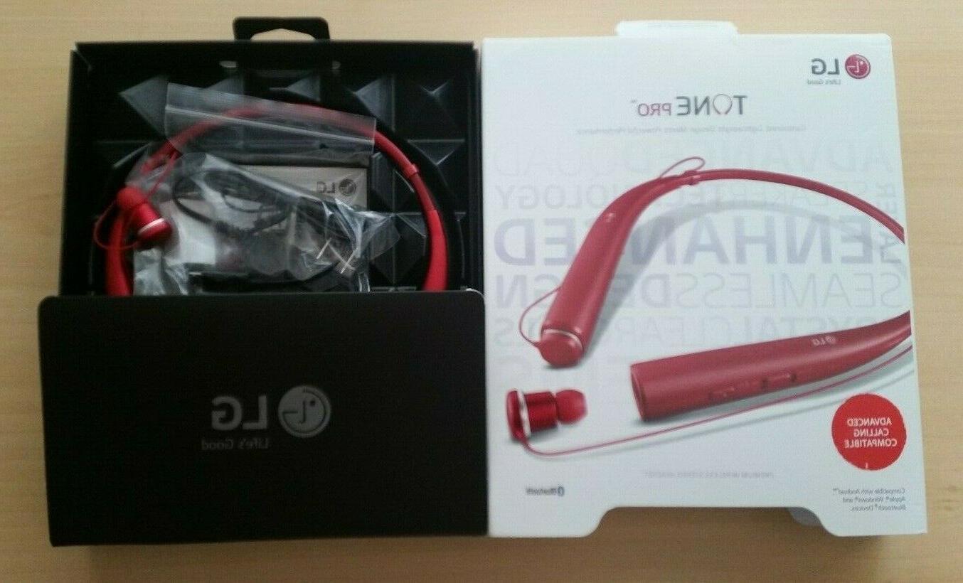 new original tone pro lbt780 red wireless