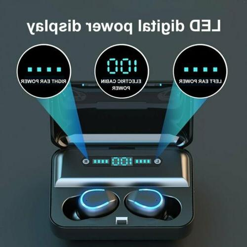 New Headphones Bluetooth with