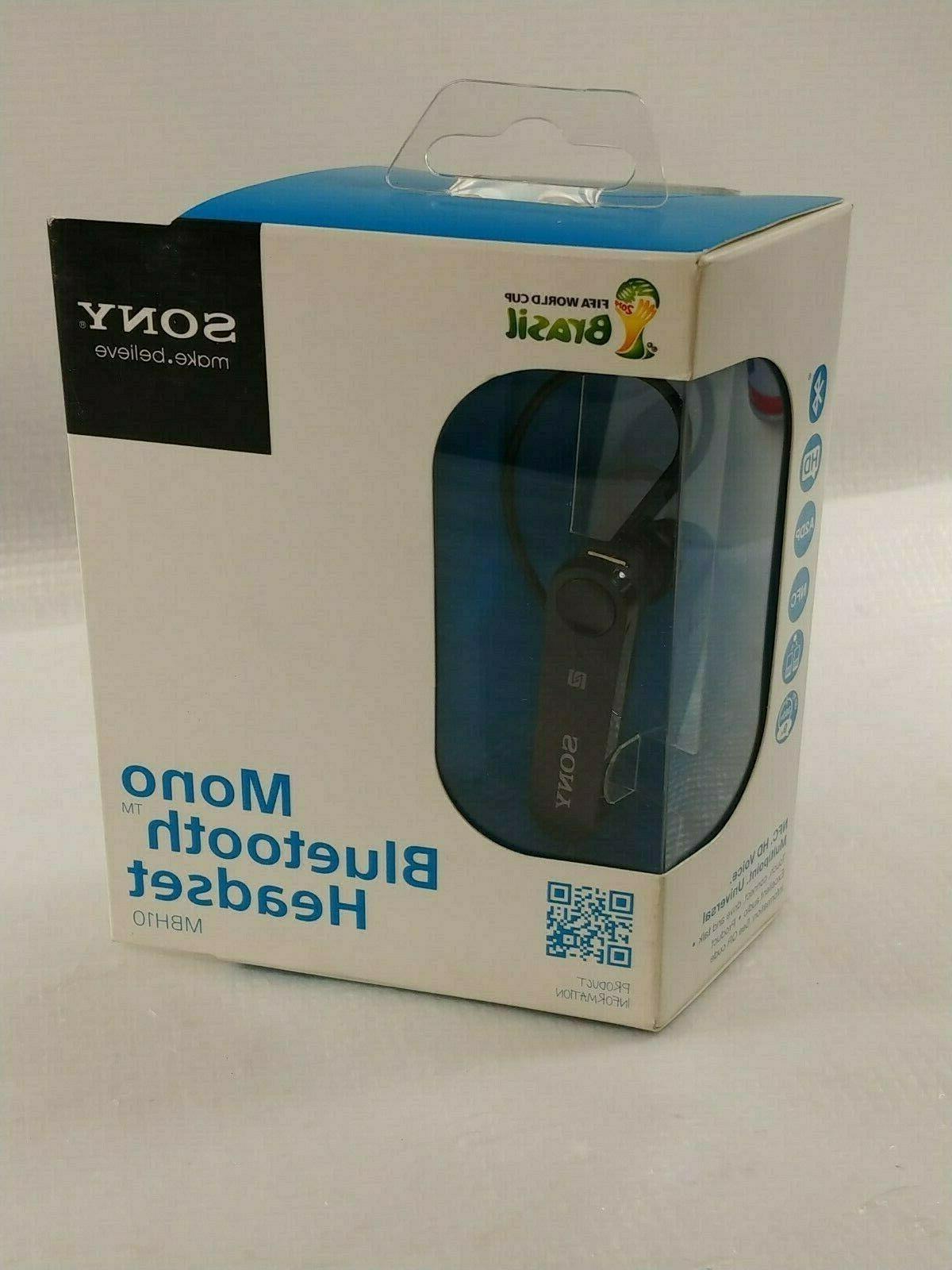 oem original mbh10 mono bluetooth headset black