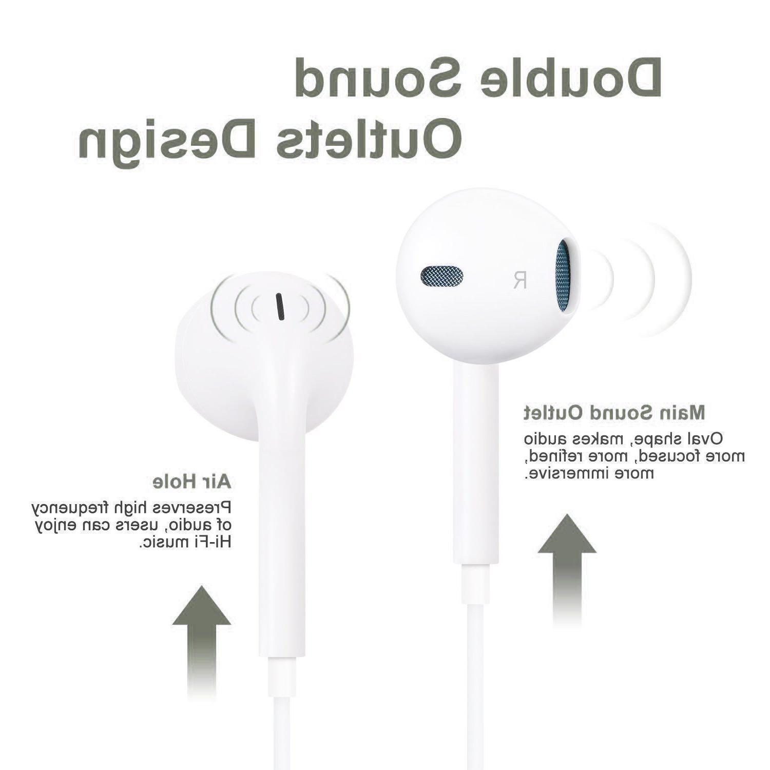 OEM Headphones Bluetooth Earbuds Headsets For iPhone 7 X
