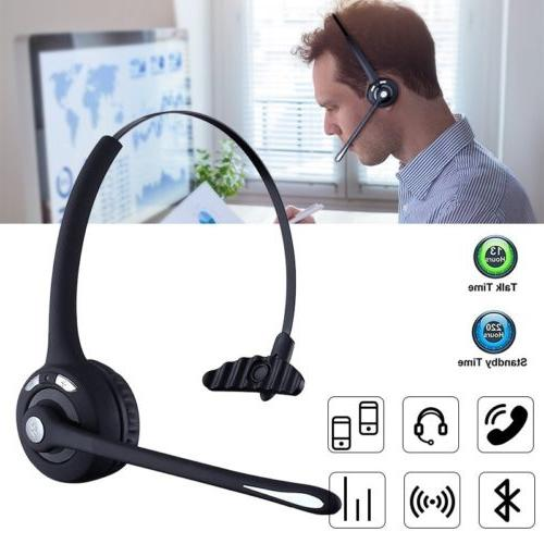 office wireless bluetooth headset for cell phone