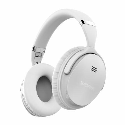 Mpow Over Ear Bluetooth Headphones Cancelling Foldable