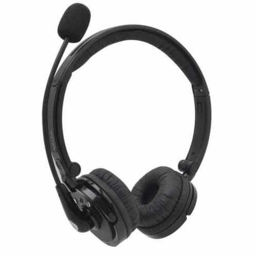 bluetooth wireless headset truck driver noise cancelling