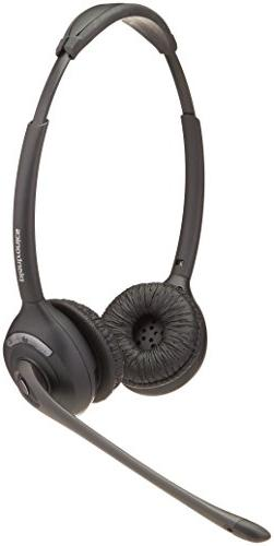 Plantronics PL-83544-01 W720 SAVI 3 in 1 Over-the-Head Binau