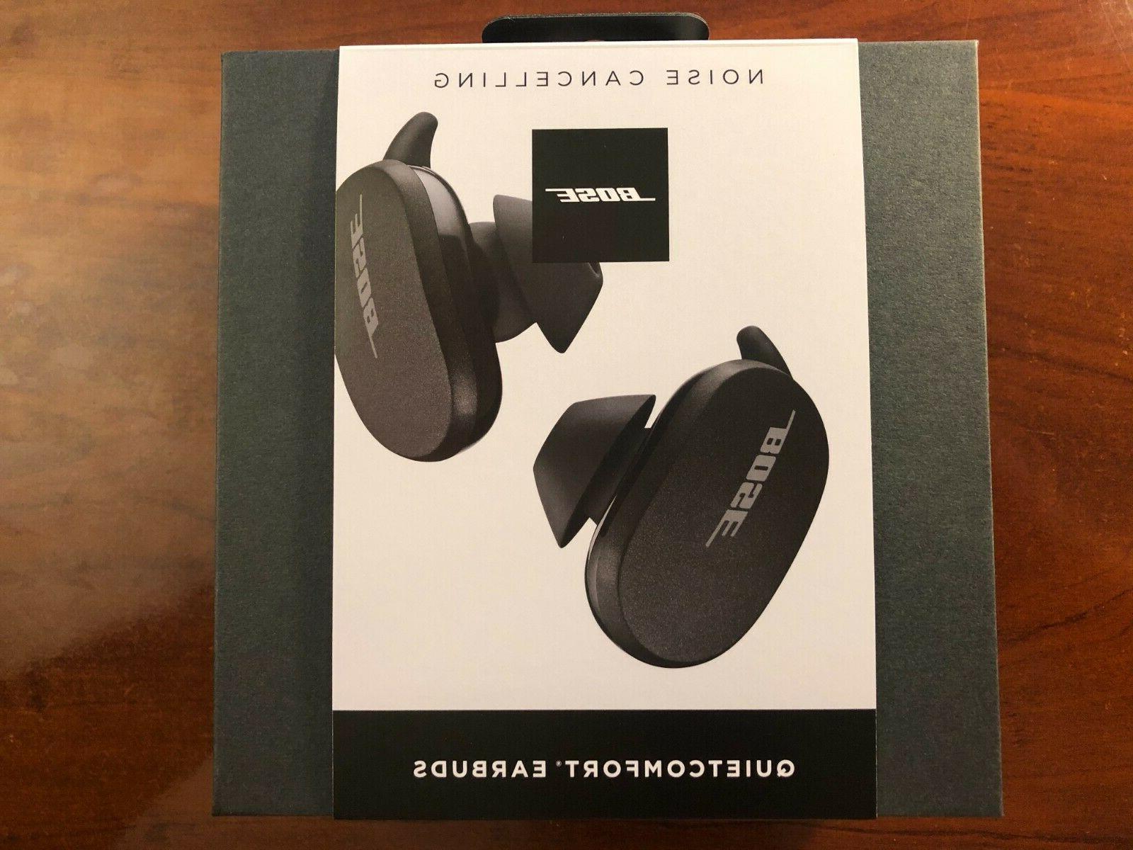quietcomfort earbuds true wireless noise canceling earbuds