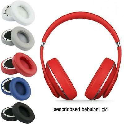 2x Replacement Pair Cushion For Beats by Dre Wired Solo 2 So
