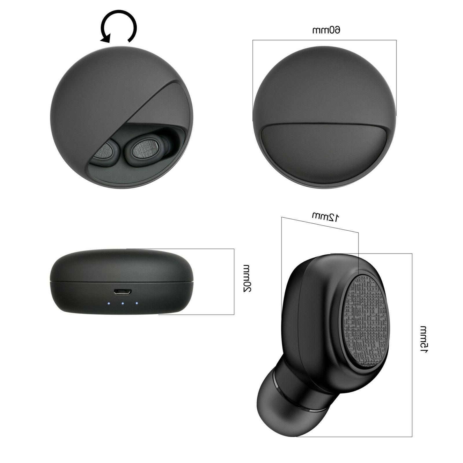 S8+ Note 9 8 Headphones Headsets