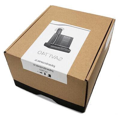 -- Savi 740 Monaural Convertible Wireless Headset