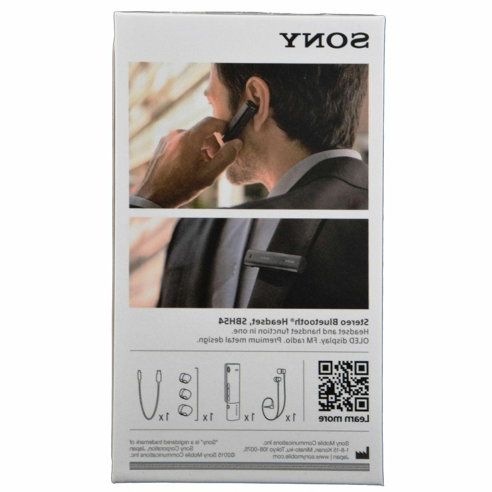Sony Stereo Bluetooth HD Voice Cancellation