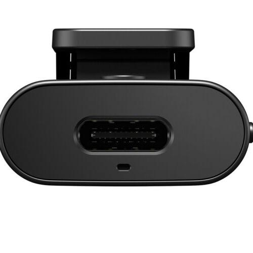 One Touch Headset with Speaker Talk Black