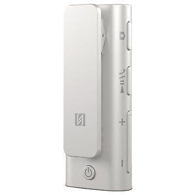 Sony NFC One Speaker Talk Remote Silver
