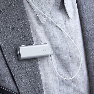 Sony One Touch Speaker Talk Silver