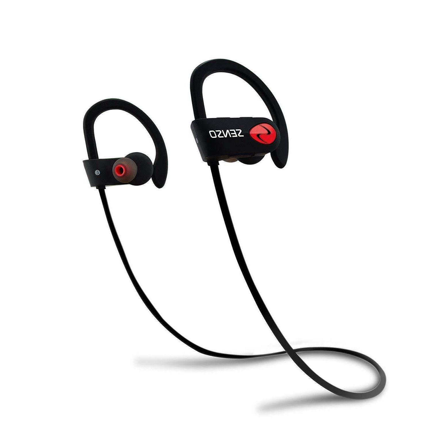 senso bluetooth headphones wireless earphones