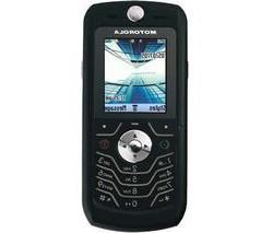 Motorola SLVR L6 Unlocked Phone with Video Player/Recorder-I