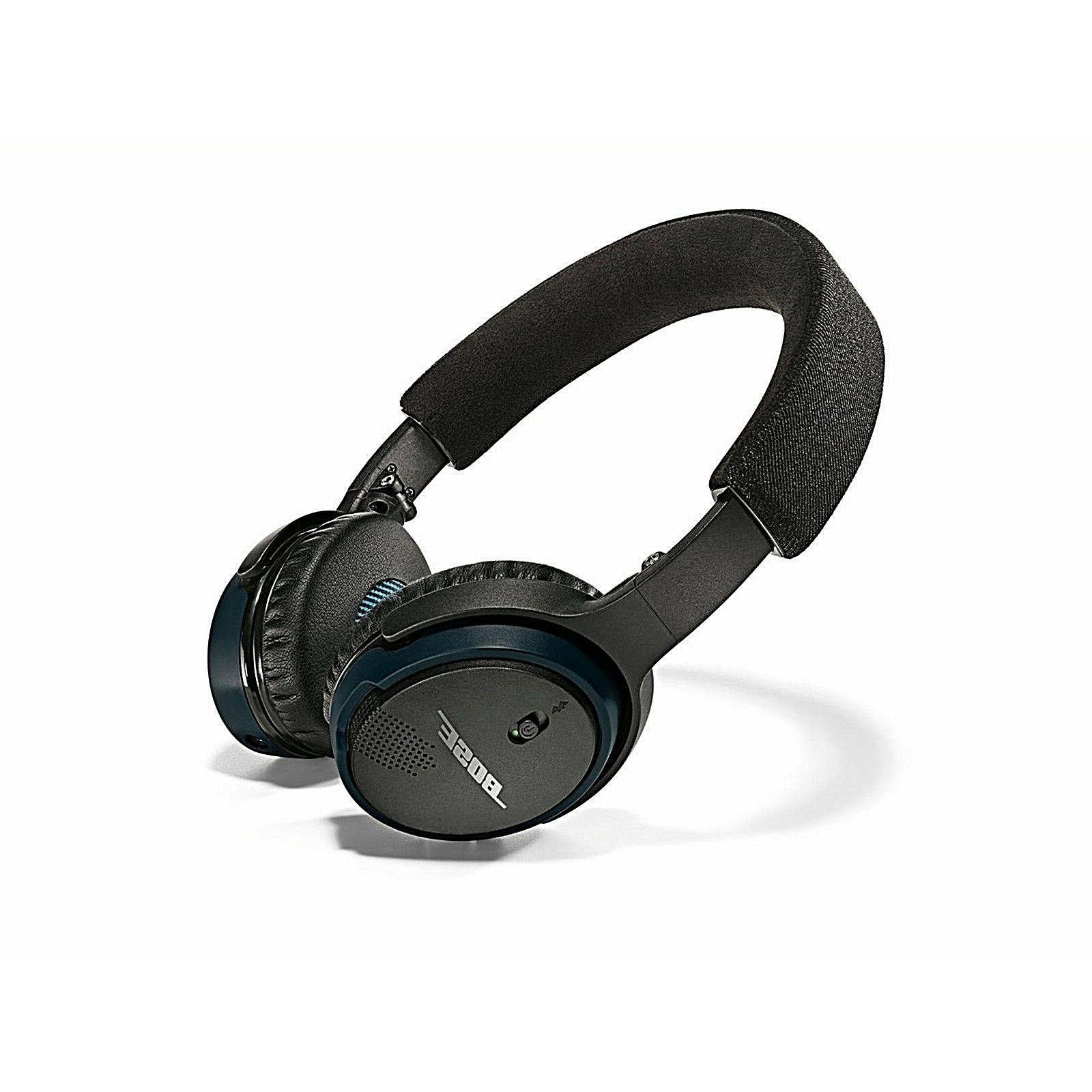 Bose SoundLink On-Ear Bluetooth Wireless Headphones - Black