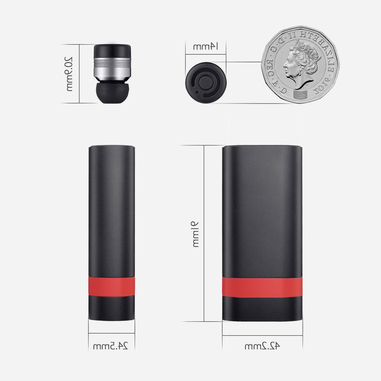 TWS Wireless 5.0 Headphones Mic &