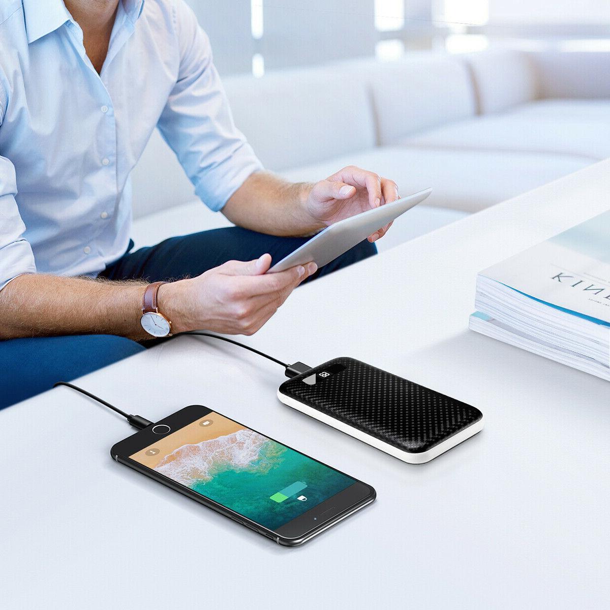 High Bank External Battery Phone