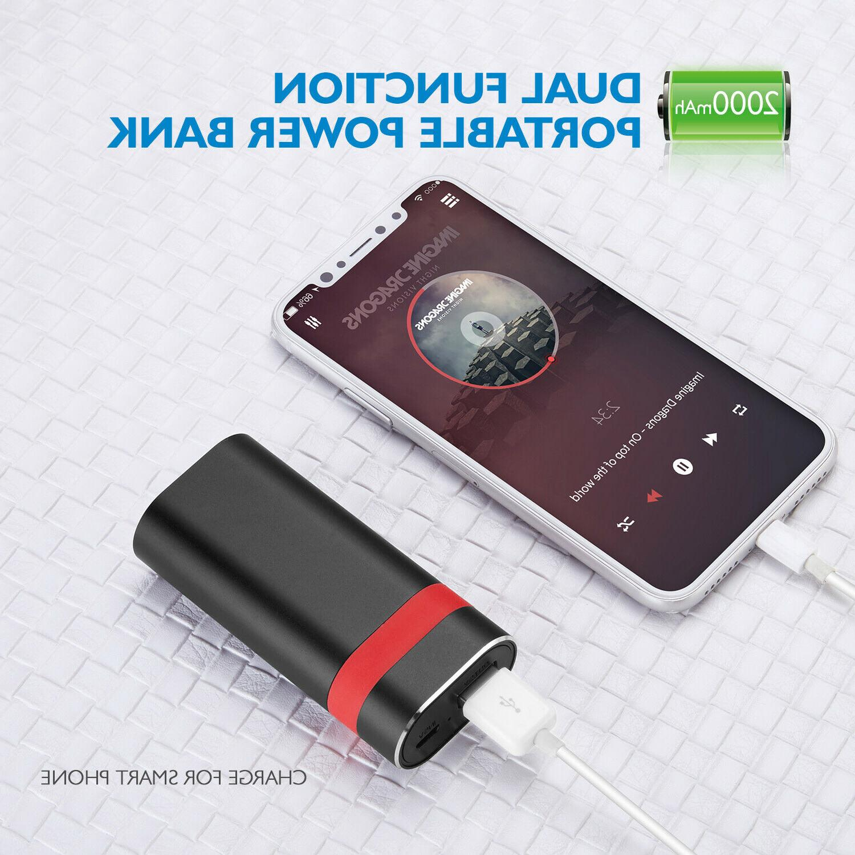 TWS Earbuds 5.0 Headphones Mic & Charging Box