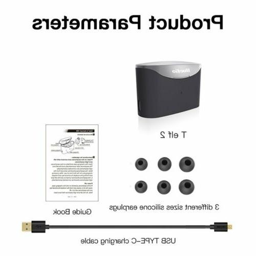 Bluedio T-elf 5.0 with charging box