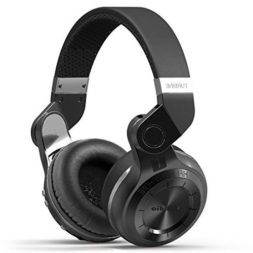 Bluedio Plus Wireless Bluetooth Headphones with Radio
