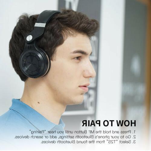 Bluedio Bluetooth Headphones Stereo Microphone Headsets