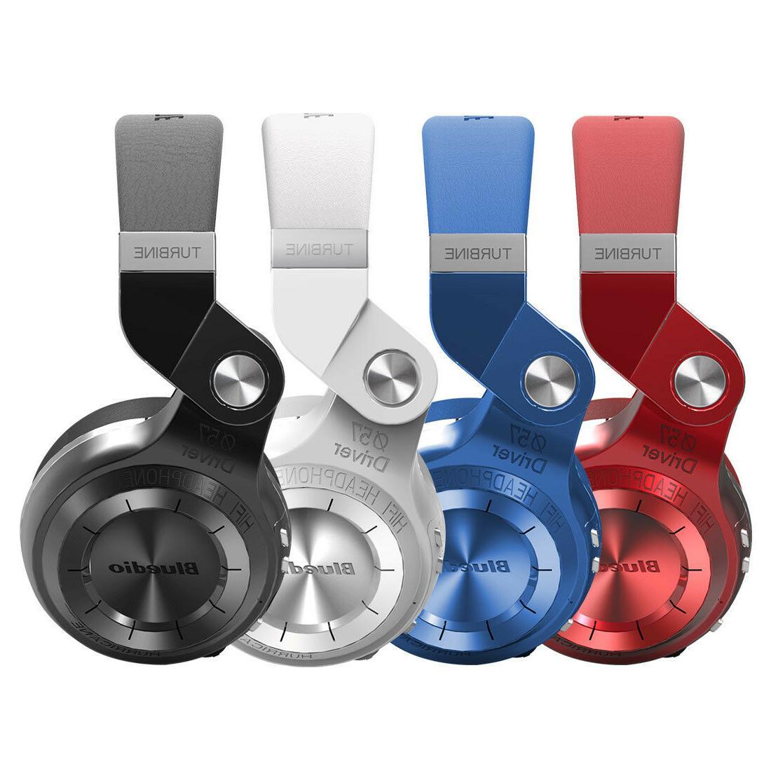 t2s turbine bluetooth headphones stereo microphone wireless