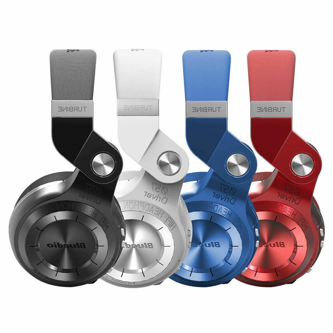 Bluedio T2S Turbine 5 Headphones Wireless B